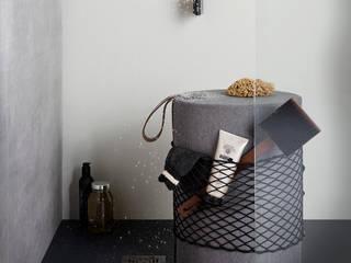 Roll Collection: il pouff leggero che sta anche sotto la doccia EVER Life Design BagnoSedute
