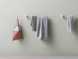 Dot Collection: il sistema modulare per accessoriare il bagno e la casa EVER Life Design BagnoTessuti & Accessori
