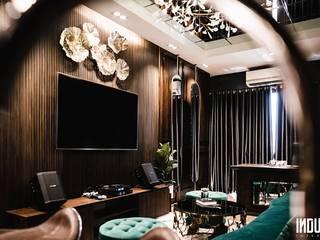 Mr Tom Lương's Conference Room: cổ điển  by Indust Interior, Kinh điển