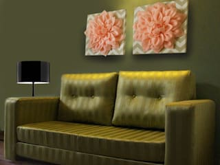 Modern Living Room by PlanHomes Modern