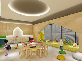 WALL INTERIOR DESIGN 學校