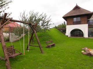Дома в рустикальном стиле от Студія дизайну OG Рустикальный