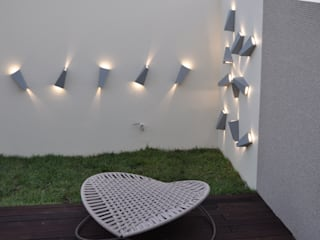 Projecto IMO Varandas, marquises e terraços modernos por Tangram Studio Moderno