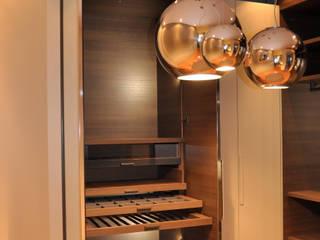 Projecto IMO Closets modernos por Tangram Studio Moderno