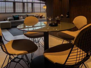 Projecto Moradia OD: Salas de estar  por Tangram Studio,Moderno