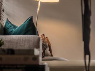 Projecto Moradia OD Salas de estar modernas por Tangram Studio Moderno