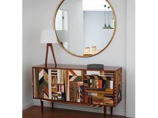 APARTAMENTO CENTRO DE LISBOA - DESIGN DE INTERIORES:   por SOI Home&Store Design,Moderno