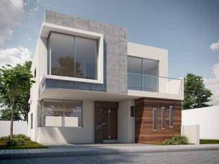 Vivienda en JLByR Casas de estilo clásico de GSM Edificaciones Clásico