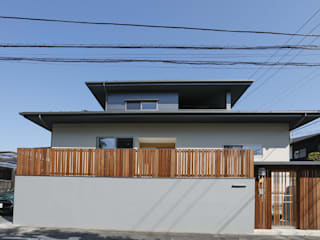 二階堂の家 の 光風舎1級建築士事務所 和風