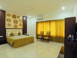 Hotel Status (Bhopal) Minimalist hotels by H S AHUJA & ASSOCIATES Minimalist
