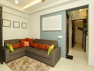 Laxman Naik Modern living room by arch2interior Modern