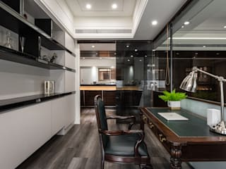 Modern study/office by 你你空間設計 Modern