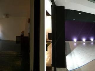 Salas de estilo moderno de OHANA STUDIO Moderno