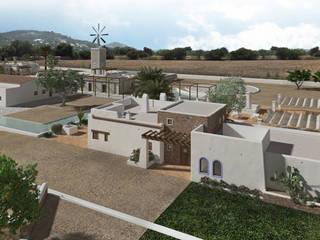 von Aguilar Arquitectos Mediterran