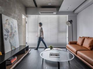 Livings de estilo  por 質覺制作設計有限公司, Moderno