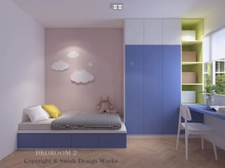 de Swish Design Works Moderno
