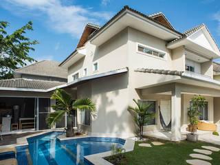 Construção | Moradia Condomínio Green Coast por LAF Construction Management Clássico
