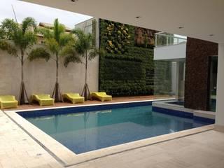 Remodelação | Moradia Cond. Santa Mônica Jardins por LAF Construction Management Moderno