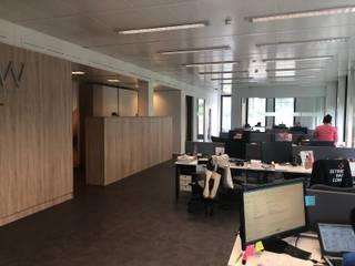 Geneve hoofdkantoor voor MyKronoz (2019) van Esca Projects BV