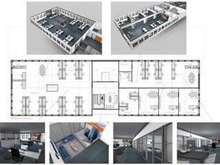 Coolmark ontwerp (in progress) Rotterdam van Esca Projects BV Industrieel
