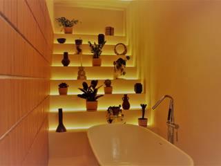 NATALIA JIMENEZ - INTERIOR DESIGN STUDIO Eclectic style bathroom