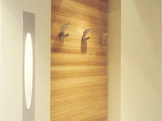 SERPİCİ's Mimarlık ve İç Mimarlık Architecture and INTERIOR DESIGN BathroomFittings Kayu Brown