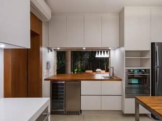 MOBILLEAR DESIGN E MARCENARIA KitchenBench tops White