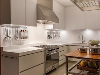 MOBILLEAR DESIGN E MARCENARIA KitchenBench tops MDF White