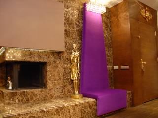 SERPİCİ's Mimarlık ve İç Mimarlık Architecture and INTERIOR DESIGN Interior landscaping Marmer Amber/Gold