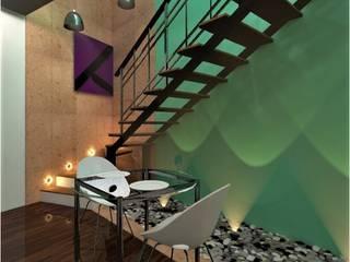 Casa Bellas Fuentes de MARQ. Arquitectos. Minimalista