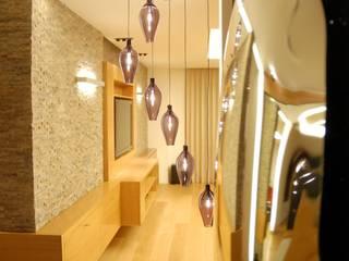 SERPİCİ's Mimarlık ve İç Mimarlık Architecture and INTERIOR DESIGN Living roomAccessories & decoration Perunggu Yellow