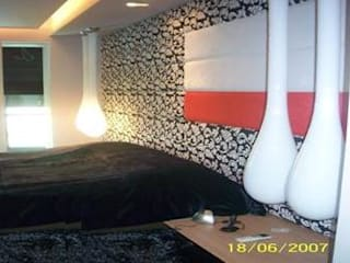 SERPİCİ's Mimarlık ve İç Mimarlık Architecture and INTERIOR DESIGN Camera da lettoLetti e testate Arenaria Variopinto