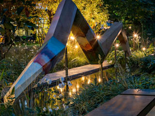 Taman Modern Oleh Mirco Colzani Modern