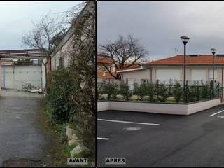 Réhabilitation d'un bâtiment industriel par selarl Marc RINUCCINI architecte
