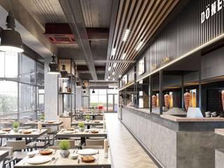 Dönerci Vedat Usta - Restoran VERO CONCEPT MİMARLIK Modern