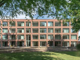 Oude Dijk appartementen Tilburg Klassieke tuinen van Shift architecture urbanism Klassiek