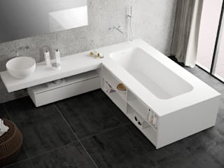 Aquaforte Technological Surface BañosBañeras y duchas Blanco