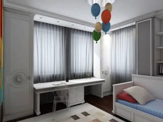 Classic style nursery/kids room by STUDIO DESIGN КРАСНЫЙ НОСОРОГ Classic