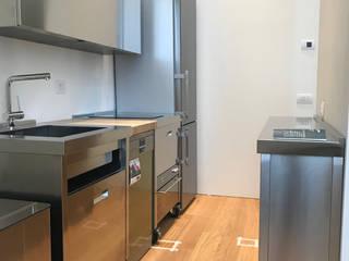 SteellArt Cocinas de estilo moderno