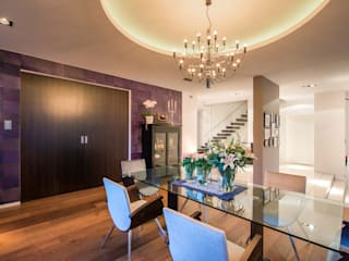 Modern Dining Room by Avantecture GmbH Modern