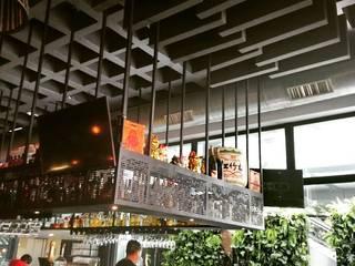 Balcones y terrazas modernos de Visual Acoustic México Moderno