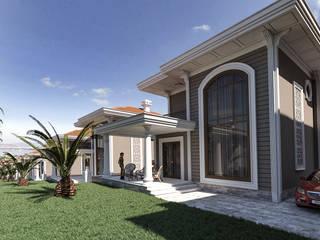 Villa Hirazen 3D Projelendirme ve Tasarım