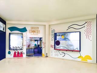 Escolas  por Sentido Arquitectura , Moderno