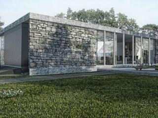 by Boutique de Arquitectura ¨Querétaro [Sonotectura+Refaccionaria] Мінімалістичний