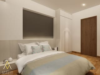 Serpong M-Town Signature Apartment, Tangerang The Ground Market