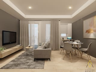 Belmont Residence Apartment, Tower Montblanc, Jakarta The Ground Market