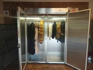 Холодильник для шуб с выносным холодильным блоком Beauty&Cold ГардеробнаяХранение