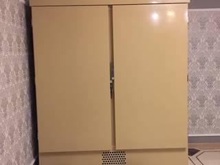 Холодильник для хранения 10 шуб в цвете, который выбрал заказчик Beauty&Cold ГардеробнаяХранение