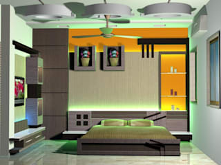 Interior contracting in Kolkata by Lakshmi Interior