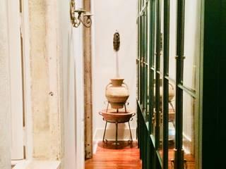 Apartamento em Lisboa por Hugo Covaneiro Interior Design Industrial